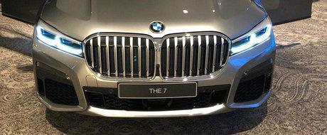 Fanii BMW vor plange la vederea acestor poze. Cum s-a schimbat in timp grila limuzinei Seria 7