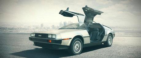 Fanii DeLorean sunt in extaz dupa ce masina lor preferata va reveni pe piata cu un motor nou si multe alte surprize