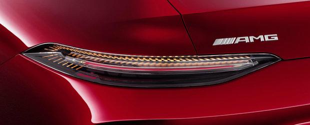 Fanii Mercedes nu mai au stare de cand au vazut imaginea asta. Sa fie asta noua masina de performanta a nemtilor?