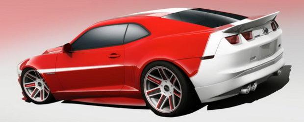 Fantastic Five by Baldwin Motion - Cinci Chevrolet Camaro de vis!