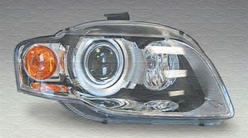 Far AUDI A4 Cabriolet (8H7, B6, 8HE, B7) (2002 - 2009) MAGNETI MARELLI 711307022436 piesa NOUA