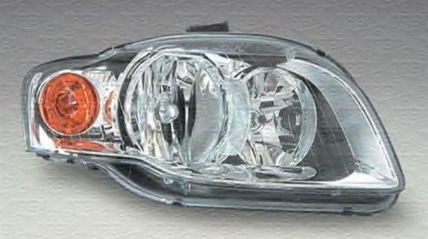Far AUDI A4 Cabriolet (8H7, B6, 8HE, B7) (2002 - 2009) MAGNETI MARELLI 710301219201 piesa NOUA