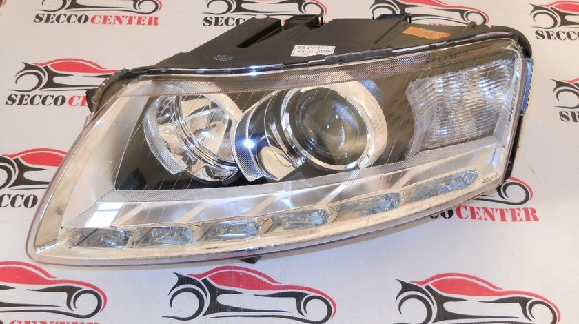 Far AUDI A6 C6 2008 2009 2010 Bi Xenon stanga