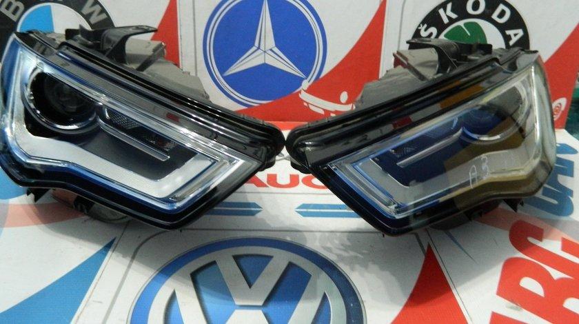 Far bi-xenon adaptiv stanga / dreapta Audi A3 2014