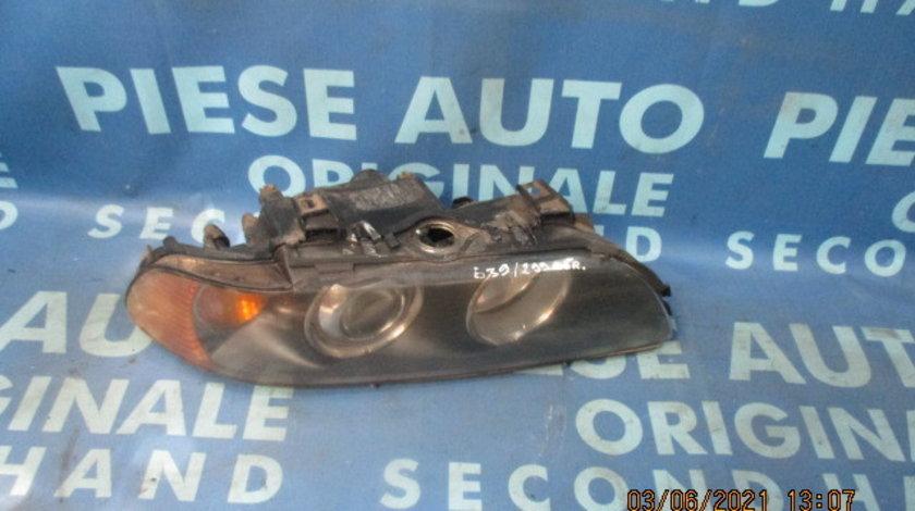 Far BMW E39 2002 (xenon, reglaje motoras far rupte)