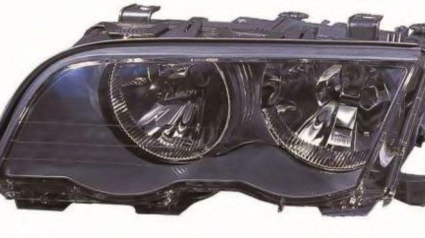 Far BMW Seria 3 (E46) (1998 - 2005) DEPO / LORO 444-1120R-LDEM2 produs NOU