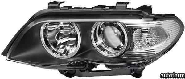 Far BMW X5 (E53) HELLA 1EL 224 486-221