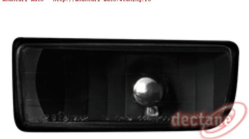 Far ceata BMW E36 Negru
