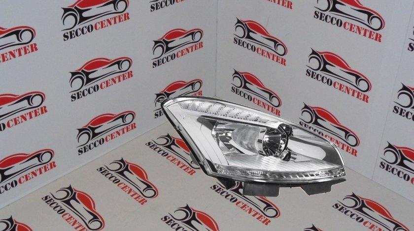 Far Citroen C4 Picasso 2007 2008 2009 2010 2011 2012 2013 semnal alb dreapta