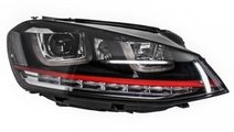 Far Dreapta Am Volkswagen Golf 7 2012→ 3D LED R2...