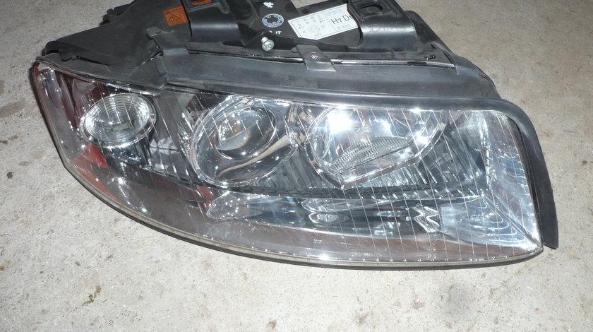 Far Dreapta Audi A4 B6 1999 2005 Nou cu Xenon