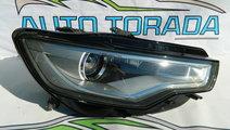 Far dreapta bi-xenon Audi A6 model 2011-2014 cod 4...