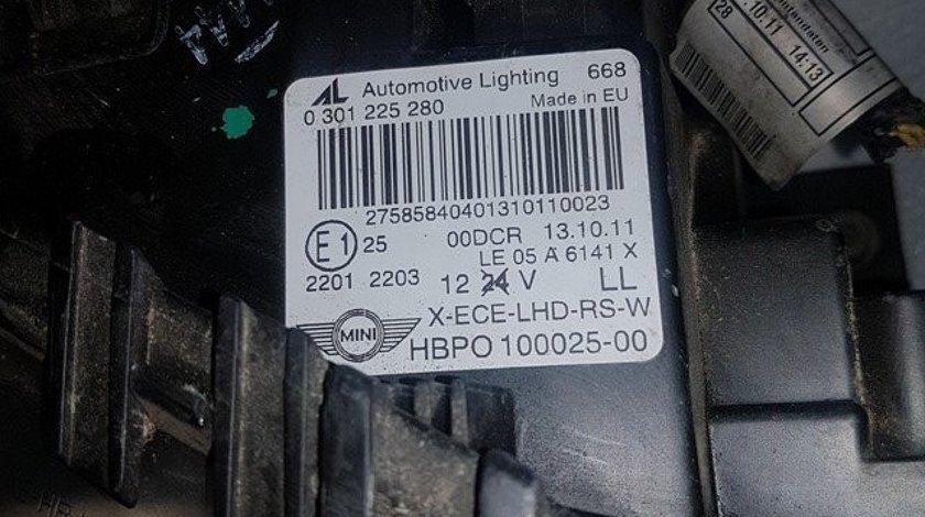 Far dreapta bi-xenon complet cod 0301225280 mini roadster r59 2011-2015