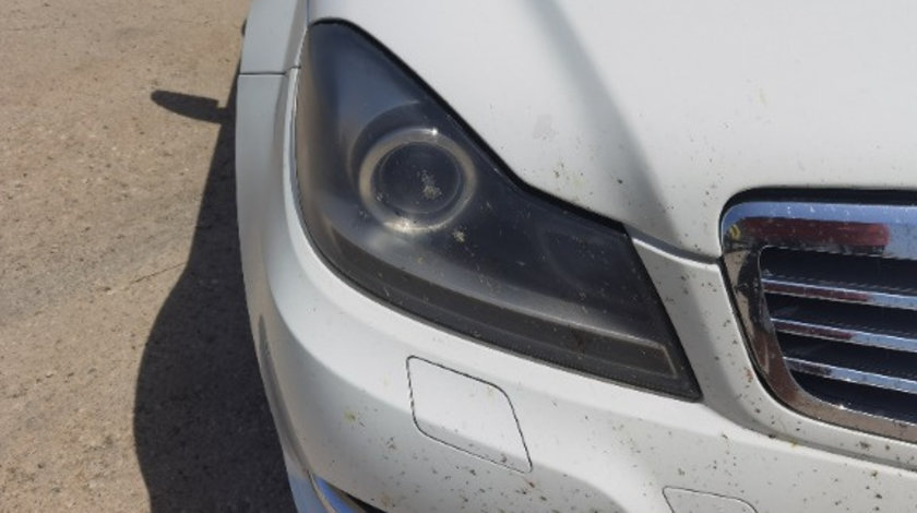 Far dreapta bixenon adaptiv Mercedes C220 cdi w204 facelift europa