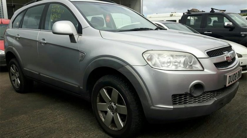 Far dreapta Chevrolet Captiva 2008 SUV 2.0 VCDi
