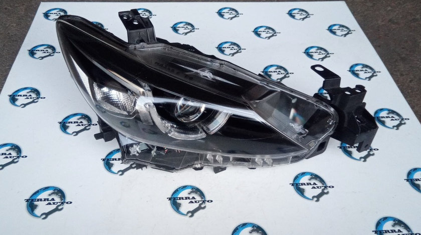 Far dreapta FULL LED Mazda 6 an 2013 - 2019