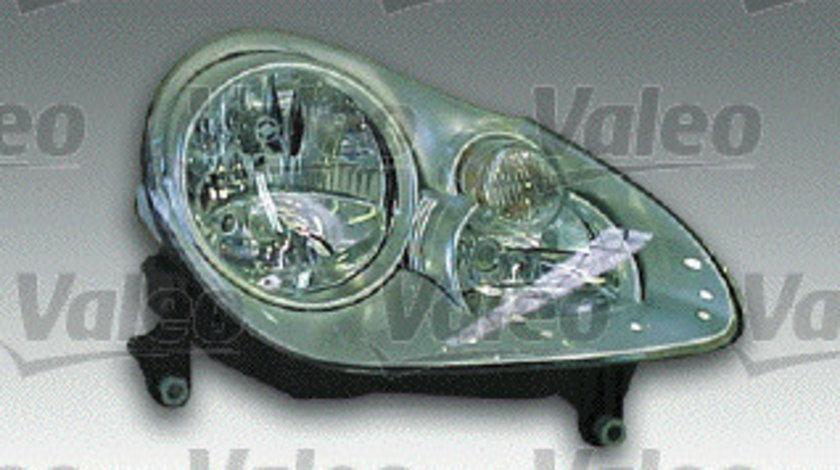 Far dreapta (H7, reglaj electric, cu motoras) PORSCHE CAYENNE 2002-2007