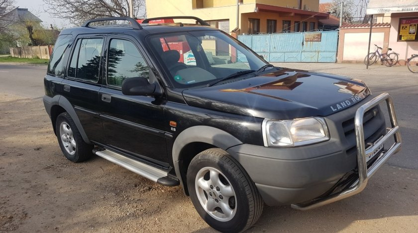 Far dreapta Land Rover Freelander 2002 Jeep 1.8