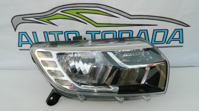 Far dreapta LED Dacia Logan model 2017-2019