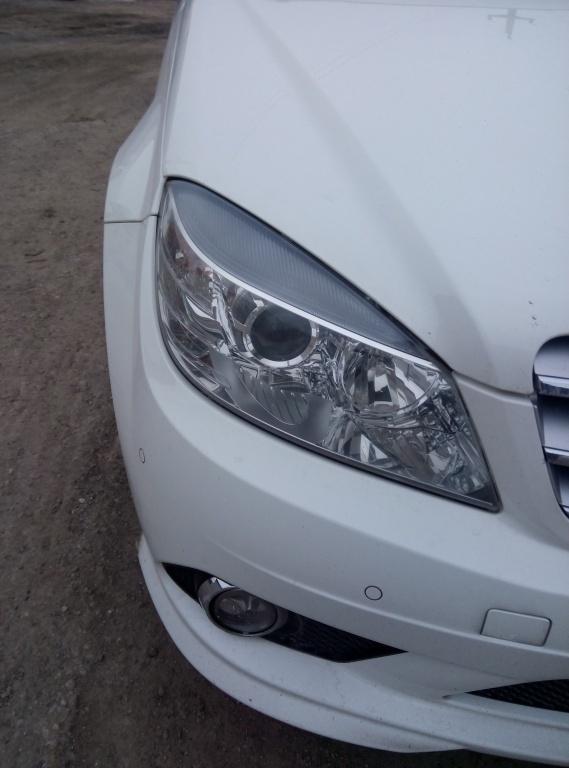 Far dreapta Mercedes C220 cdi w204