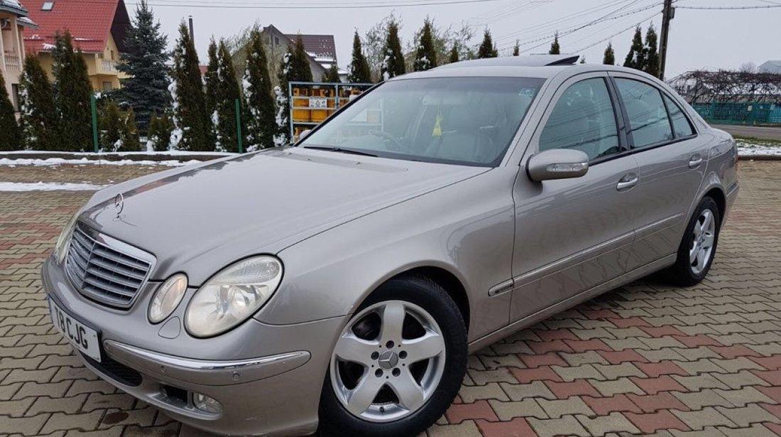 Far dreapta Mercedes E-CLASS W211 2004 berlina 2.2 cdi