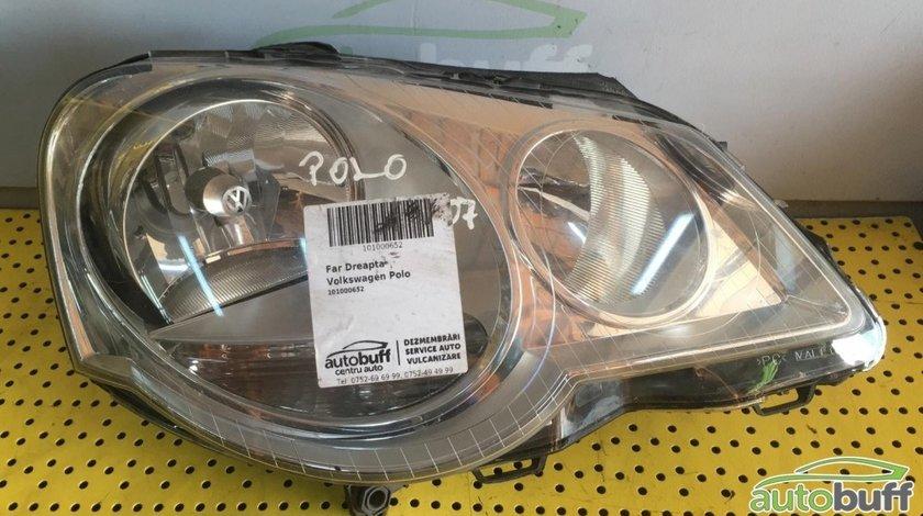 Far Dreapta Volkswagen POLO IV (Typ 6Q/9N/9N3; 2002–2009) oricare 6Q1941008AT 44111A8RLDEM