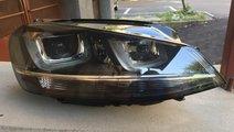 Far dreapta xenon LED VW Golf 7 din 2014 cod 5G194...