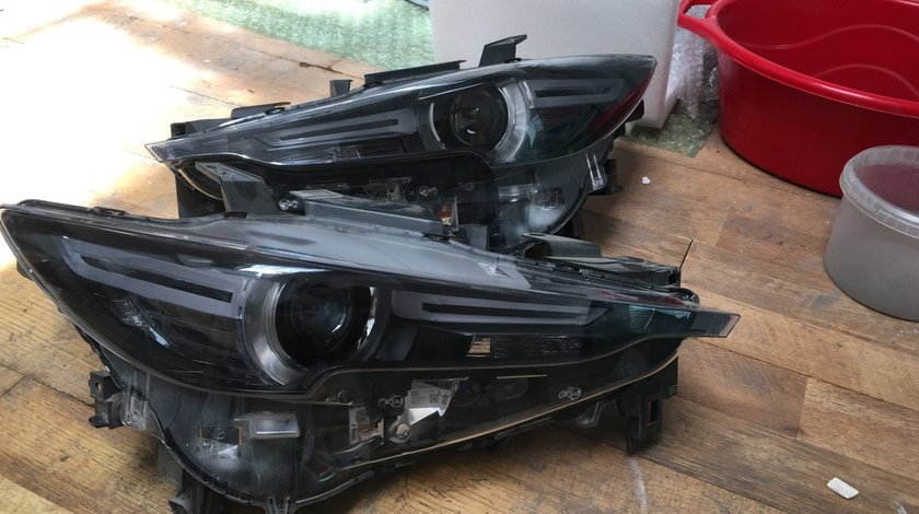 Far , faruri full led Mazda CX-5 2 2017 , 2018 , 2019  CX5 , CX 5 stanga si dreapta