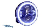 Far Full LED CREE Dublu Proiector 5.75 inch Univer...