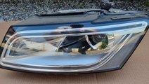 Far LED Xenon Stanga AUDI Q5 8R Facelift 2013 2014...