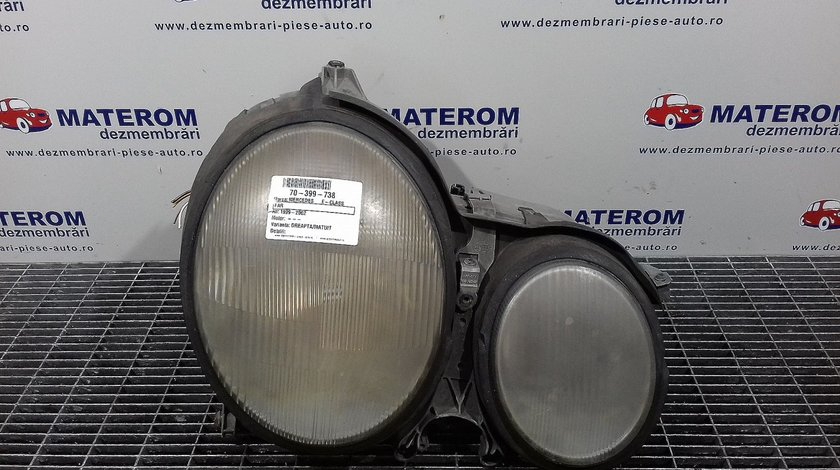 FAR MERCEDES-BENZ E-CLASS (W210) E 200 D (210.003) diesel (1995 - 06-2003-08)