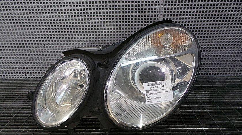FAR MERCEDES-BENZ E-CLASS (W211) E 200 Kompressor (211.042) benzina (2002 - 03-2009-03)