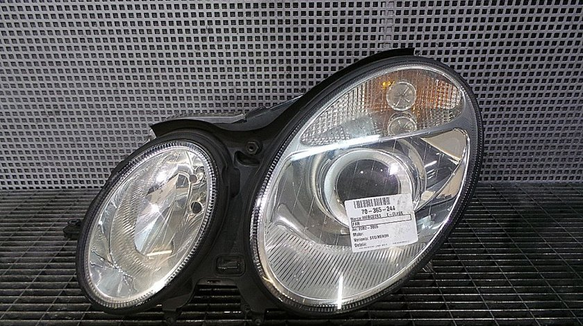 FAR MERCEDES-BENZ E-CLASS (W211) E 500 4-matic (211.083) benzina (2002 - 03-2009-03)