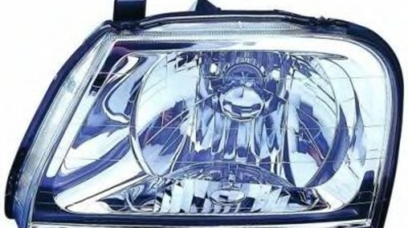 Far MITSUBISHI L 200 (K7, K6) (1996 - 2007) DEPO / LORO 214-1152L-LD-EM produs NOU