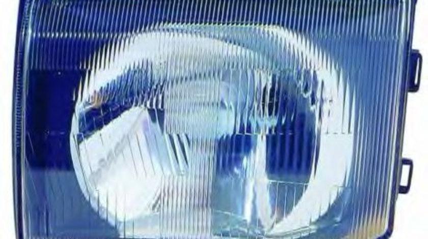 Far MITSUBISHI PAJERO II Canvas Top (V2_W, V4_W) (1990 - 2000) DEPO / LORO 214-1120R-LD-E piesa NOUA