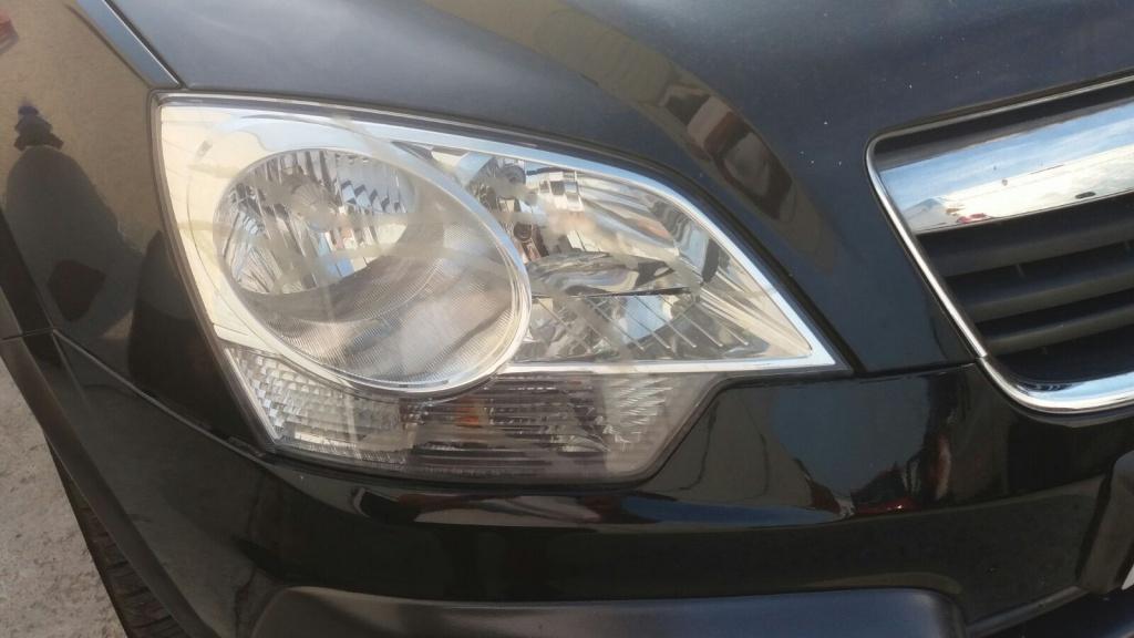 Far Opel Antara 2007