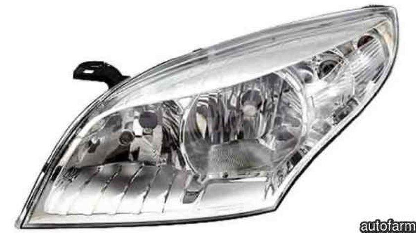 Far RENAULT MEGANE III hatchback BZ0 DEPO 5511178LMLDEM1