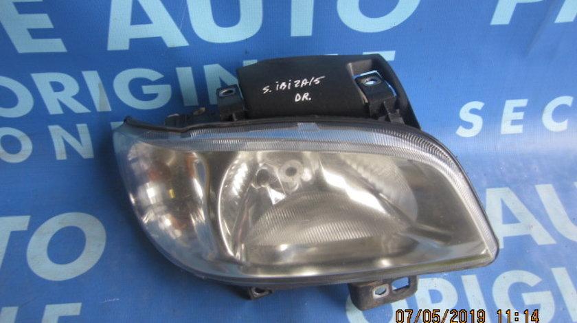Far Seat Ibiza; 6K1941031A // 6K1941032A