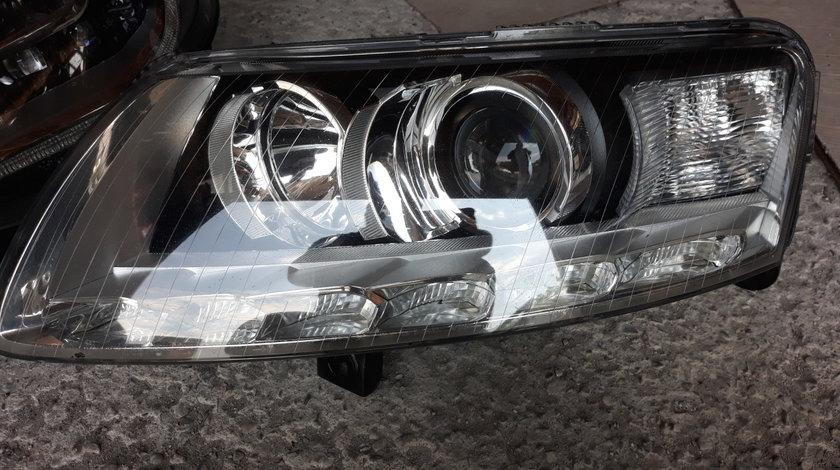 Far stanga Audi A6 4F Facelift 2010 Cod: 4F0941003CP