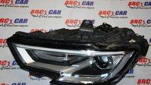 Far stanga Bi-Xenon Led Audi A3 8V Facelift cod: 8...