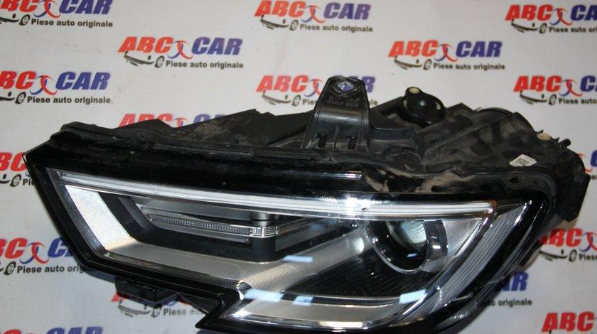 Far stanga Bi-Xenon Led Audi A3 8V Facelift cod: 8V0941005E