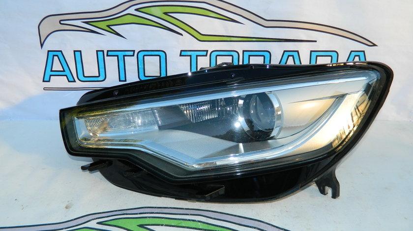 Far stanga bixenon Audi A6 4G0 model 2012-2015 cod 4G0941043C