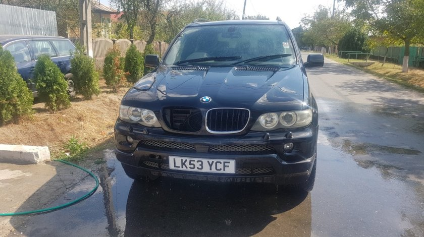 Far stanga BMW X5 E53 2004 Jeep facelift 3.0