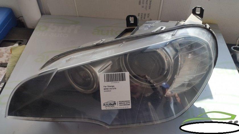 Far Stanga BMW X5 E70 3.0D