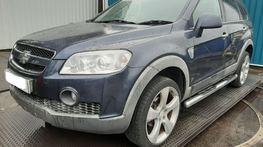 Far stanga Chevrolet Captiva 2008 SUV 2.0 VCDi