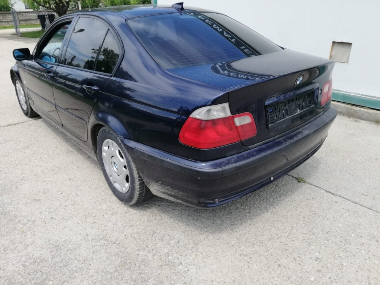 FAR STANGA COMPLET CU SEMNALIZARE BMW SERIA 3 E46 FAB. 1998 – 2005 ⭐⭐⭐⭐⭐