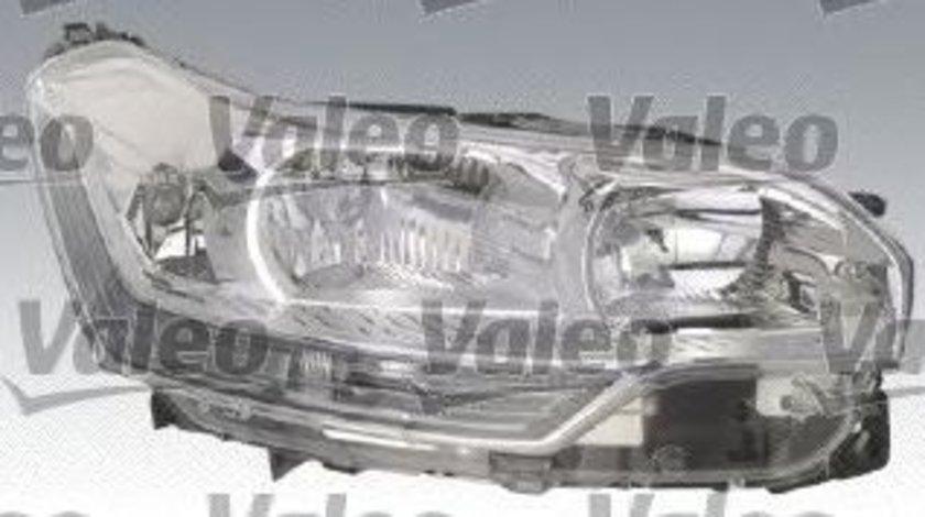 FAR STANGA ELECTRIC CU MOTOR SI DAY LIGHT H7/H7/H1 CITROEN C5 2008 -