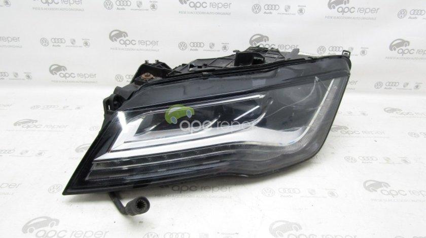 Far stanga Full LED Audi A7 4G (2010 - 2014) - Cod: 4G8941033