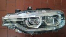 Far stanga FULL LED BMW F30 F31 original, cod 7471...