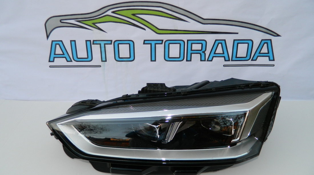 Far stanga Full LED Matrix Audi A5 8W B9 model 2017-2019 8W6941035E
